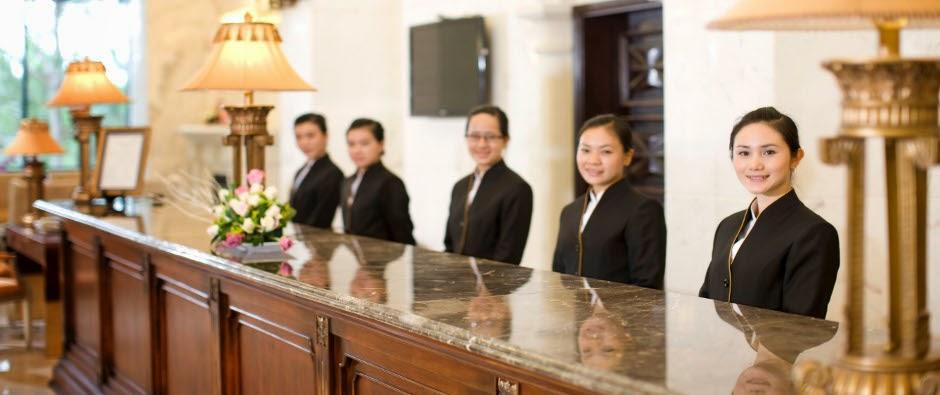 Nghiệp vụ lễ tân trong khách sạn (phần 3)